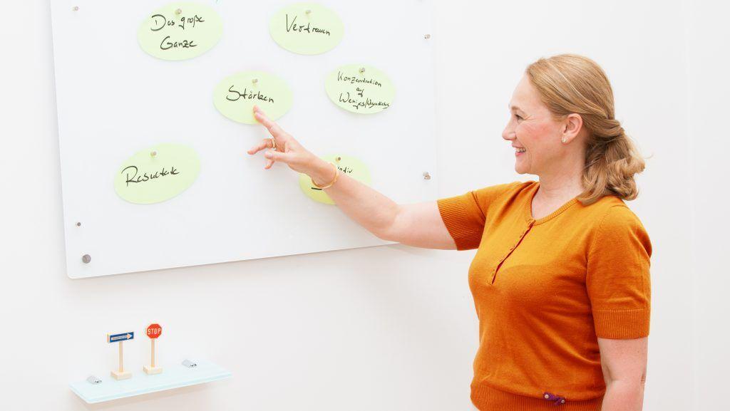 In Workshops und kurzen Lektionen geht es ums aktive Lernen und Umsetzungen von Inhalten. Eine gute Ergänzung zum Systemischen Coaching.