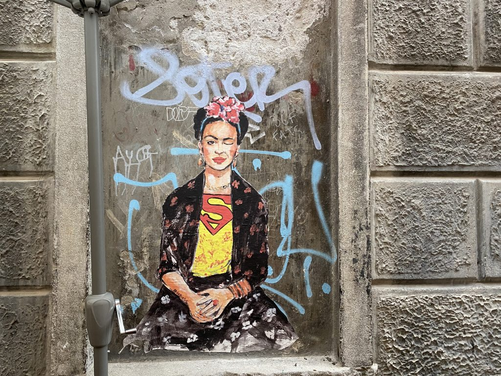 Frida Kahlo Identität